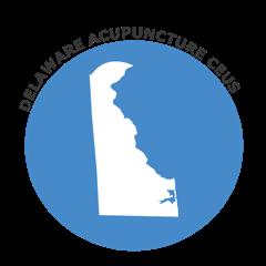 Delaware Acupuncture Continuing Education CEUs