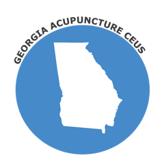 Georgia Acupuncture Continuing Education CEUs