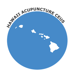 Hawaii Acupuncture Continuing Education CEUs