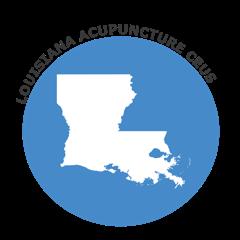 Louisiana Acupuncture Continuing Education CEUs
