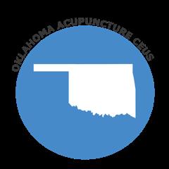 Oklahoma Acupuncture Continuing Education CEUs