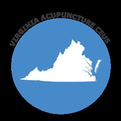 Virginia Acupuncture Continuing Education CEUs