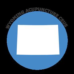 Wyoming Acupuncture Continuing Education CEUs