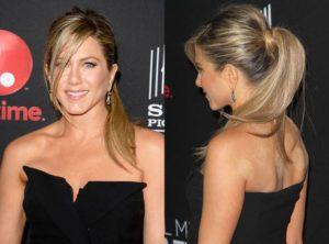 Jennifer Aniston Cupping
