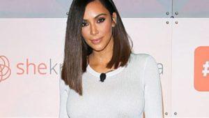 Kim Kardashian Cupping