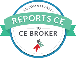 Florida acupuncture license renewal - automatically reports to CE broker